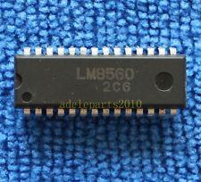 2pcs LM8560 SANYO Digital Alarm Clock DIP-28