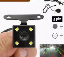 5 Pin 2.5mm Jack Car Rear View Reversing Camera Car Monitor Mirror DVR 5M Cable