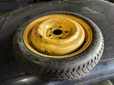 HONDA CIVIC TYPE R EP3 SPACE SAVER SPARE WHEEL AND TYRE