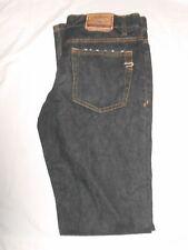 Designer Distressed Diesel Industry Denim Division Jeans Size 34 Waist-37Leg#135