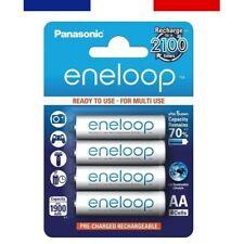 HR6 AA - Pile Batterie Rechargeable Panasonic® Eneloop™ 1,2V 1900 mAh NiMH