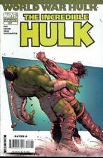 Incredible Hulk #107 2nd Print Variant (World War Hulk) [2007] Gary Pak NM
