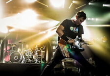 "035 Tom DeLonge - Guitarist Music Rock Band Blink-182 20""x14"" Poster"