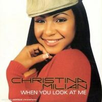 Christina Milian When you look at me (2002; 2 versions, cardsleeve) [Maxi-CD]