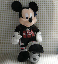 "DISNEY Mickey Mouse in football siut MM28 STUFFED 16""  COLLECTION DOLL TOY"