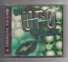 UFO Tribute - Only UFO can rock me CD SEALED Iron Maiden Motorhead Ozzy Gillan