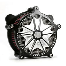 For Harley Air Cleaner Softail air filter Dyna filter Glide touring Deluxe 93-15