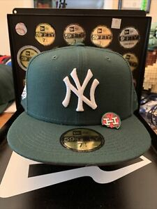 "New York Yankees Hat Club Exclusive ""Watermelon""Collection Red Bottom 7-1/2"