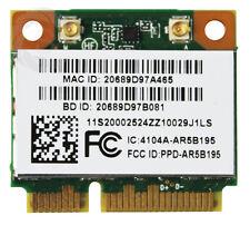For new Atheros AR5B195( AR9002WB Wifi + AR3011 BT3.0) Wireless Bluetooth Card