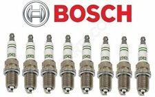 Set of 8 Mercedes W124 R129 W140 W210 600SEL E500 Spark Plugs Bosch Super F8DC4