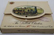 Vintage Bachmann The DeWitt Clinton HO Train Set No 41-500 - mint in box!