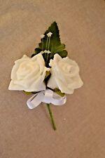 Wedding bouquet posy PURPLE LILAC. Buttonhole, Corsage, flower wand, bridesmaid