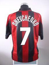 Andrei SHEVCHENKO #7 AC Milan Home Football Shirt Jersey 1998-2000 (L)