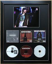 More details for eminem/framed/multi cd presentation/the marshall mathers lp/eminem show/encore