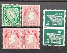 6 Ireland stamps -1922- Mint very lightly hinged as picture.