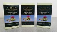 Body & Health Maxi Milk Thistle 35000mg Liver Detox 100 Caps (3 Pack)