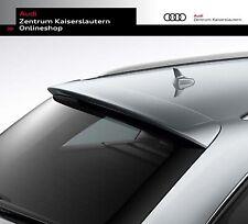 Audi Original A4 Avant S-line Dachkantenspoiler 8K B8 Heckspoiler 8K9071640A9AX