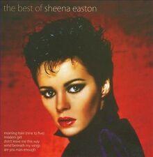 The Best of Sheena Easton [EMI 2008] by Sheena Easton (CD, Aug-2008, EMD Int'l)