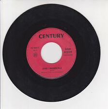 "Georges BESSON Vinyle 45T 7"" OHE ! PASQUALE - SAN PIETRO - CENTURY 547 RARE"