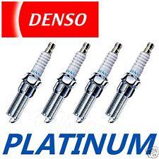 4 x DENSO PLATINUM SPARK PLUGS FORD PUMA 1.7i racing