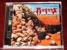 Magnus: I Was Watching My Death / Gods Of The Crime Demo 1991 CD Meth Head NEW