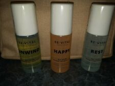 Re:Vital Holistic Skincare All Over Hydrating Body Oil Unwind, Happy, Rest 1 Oz