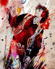Jim Morrison Poster, The Doors Art Print, Morrison Art