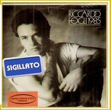 "RICCARDO FOGLI "" 1985 "" LP SIGILLATO  PARADISO CGD 1985"