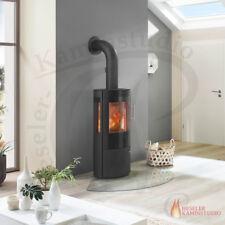 poêle-cheminée KÖNIGSHÜTTE Draco avec porte en verre 5 kW (action - 0%