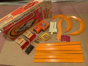Mattel Hot Wheels 1970 Sizzlers Newport Pacer Set w 2 Nice Cars In Original Box