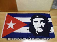 Fahnen Flagge Che Guevara auf Kuba Sonderposten - 90 x 150 cm