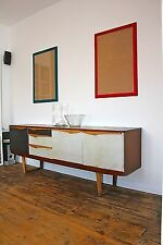 Wood Veneer Vintage/Retro Sideboards, Buffets & Trolleys