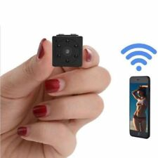64GB Live App Worldwide Online Access P2P Mini Camera Night Vision Protection