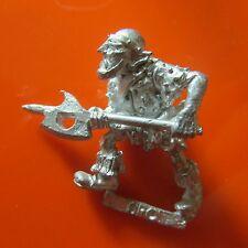ADD53 Orc warrior citadel games workshop orcs tsr ad&d polearm variant #A