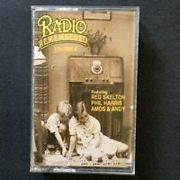 Radio Remembered Cassette Tape Vol 4 Comedy Break Red Skelton Amos & Andy 1992