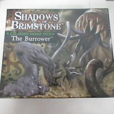 Flying Frog Productions Shadows of Brimstone The Burrower XXL Enemy