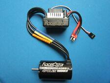 Racerstar 120A Esc & 4068 Brushless Motor Combo 2050Kv 4P Waterproof 1/8 Rc Car