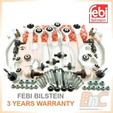 GENUINE FEBI HEAVY DUTY CONTROL ARMS SET AUDI RS4 A6 C5 VW PASSAT B5 FL
