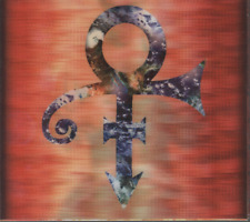 Prince Planet Earth CD ALBUM holographic edition