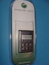 SONY ERICSSON- batteria originale- D750i-K600-K750-W800- j110-j100- j120-j220-