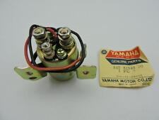 842-81940-20 NOS Yamaha Snowmobile Starter Relay EL433 SL292 1971 1972 73 W2227