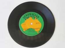 """BUSTER NOBLE - THE young camp stockman / Son Of Tommy - RARE OZ 7"""" 45"""