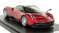 GT Autos 1/43 Scale 41011GW Pagani Huayra Supercar Red Diecast Model car