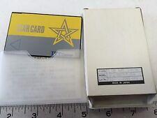 NEW ITT CANNON CSCJ-001M-F-463 STAR CARD FLASH ROM 1MBYTE, CN