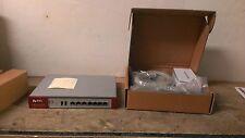 ZyXEL ZYWall USG 100 Unified Security Gateway ZWUSG100  91-009-045002B