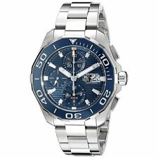Tag Heuer Men's CAY211B.BA0927 Aquaracer Chronograph Automatic Steel Watch