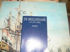 Beeldenaar, de - Munt - en penningkundig nieuws. Index Jaren 1-25. (1977-2002)