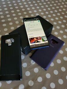 Samsung Galaxy Note9 SM-N960F 128GB -Ocean Blue (Unlocked)
