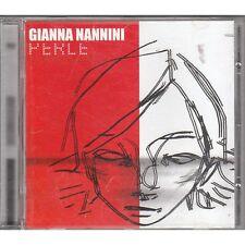 GIANNA NANNINI - Perle - CD 2004 USATO OTTIME CONDIZIONI