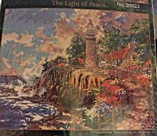 NEW Needlepoint Kit - Thomas Kinkade - The Light of Peace - No. 30922 from 2003